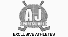AJ Sports World Logo
