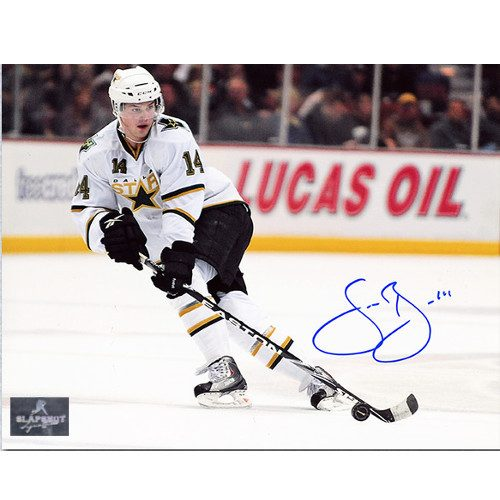 jamie-benn-dallas-stars-autographed-8x10-photo