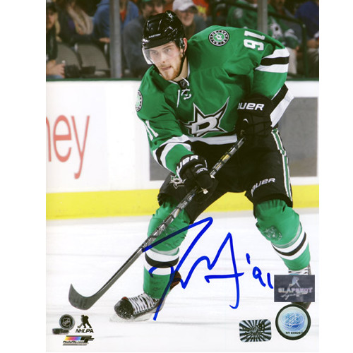 Tyler Seguin Signed Photo - Dallas Stars 8x10