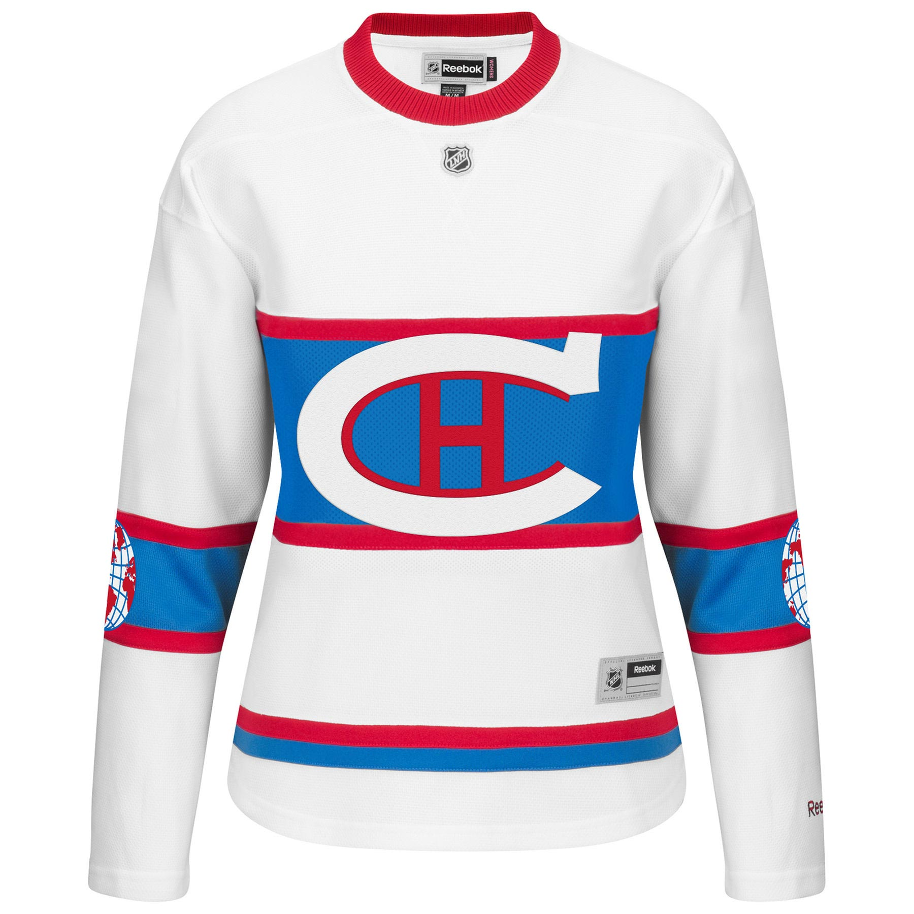 Women s Hockey Jerseys. Montreal-Canadiens-2016-Womens-NHL -Winter-Classic-Premier- fc273610b