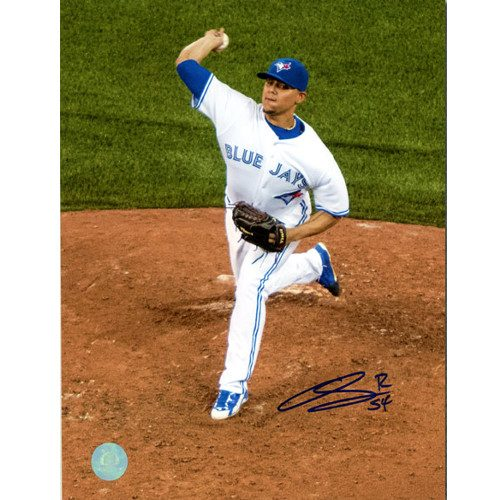 Roberto Osuna Toronto Blue Jays Signed 8x10 Photo