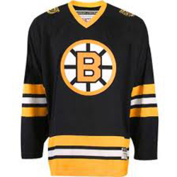boston bruins vintage hockey jersey