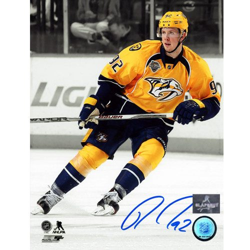 Ryan Johansen Nashville Predators Signed 8x10 Photo