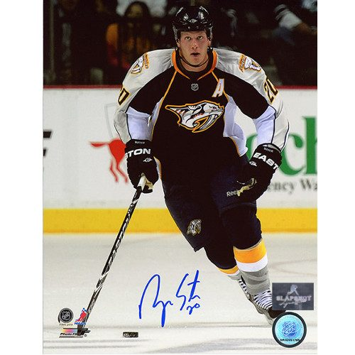 Ryan Suter Nashville Predators Signed 8x10 Photo
