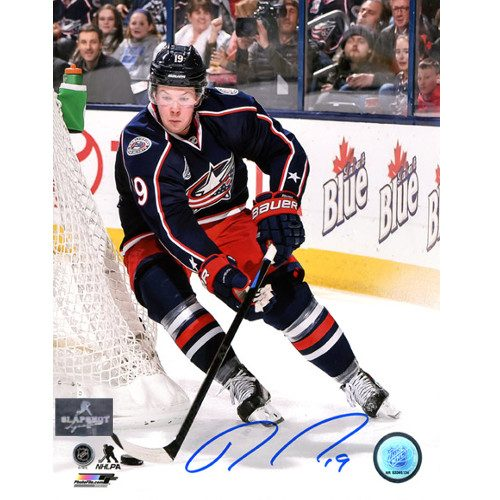 Ryan Johansen Columbus Blue Jackets Signed 8x10 Photo