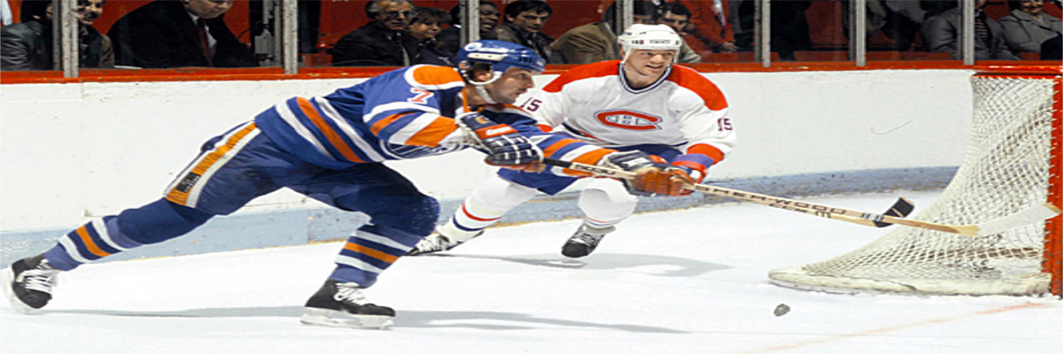 NHL Legend Defesneman Paul Coffey – Slap Shot Signatures Player Profile