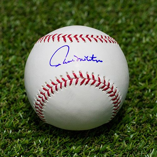 Paul Molitor Signed Baseball Toronto Blue Jays Official MLB Baseball