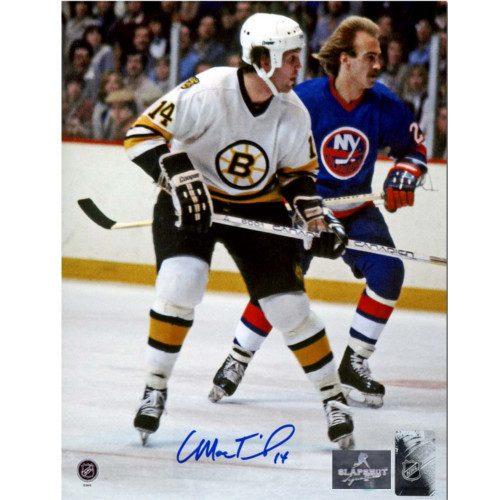Craig MacTavish Boston Bruins Autographed 8x10 Photo