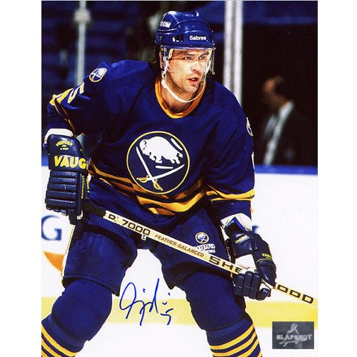 Craig Muni Buffalo Sabres Autographed Hockey 8x10 Photo
