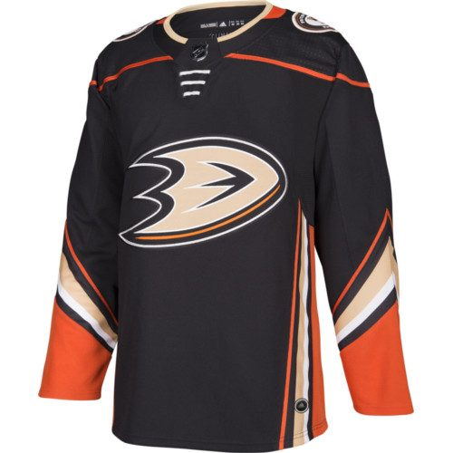 Anaheim Ducks Adidas Jersey Authentic Home NHL Jersey