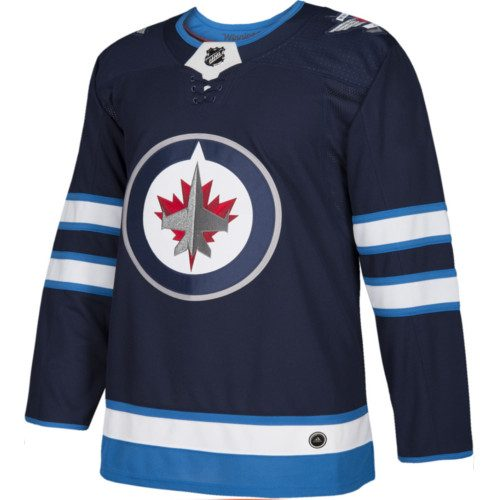 Winnipeg Jets Adidas Jersey Authentic Home NHL Hockey Jersey