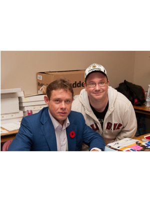 Bure-autograph-signing